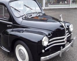 1959 Renault 4cv Champs Elysée