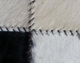 Cowskin rug